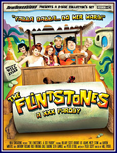 The Flintstones : A XXX Parody