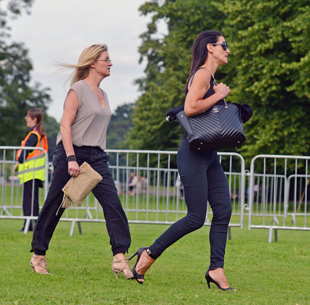 Kirsty Gallacher At Soho House Exclusive 2016 House Festival In Twickenham