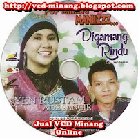 Yen Rustam & Ade Sangir - Digamang Rindu (Album)