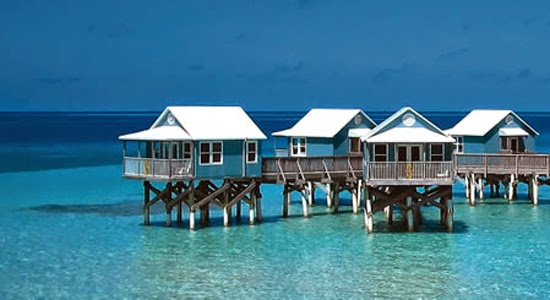 Image Result For All Inclusive Overwater Bungalow
