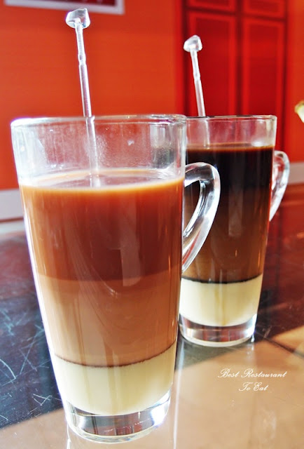 3 Layer Tea Coffee Merdeka 2016 Hawker Street Food Marriot Putrajaya Selangor