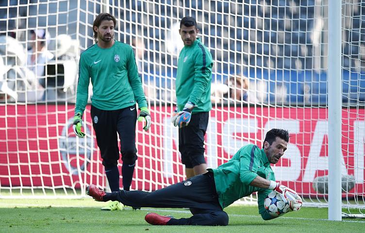 "Rubinho: ""Szczesny može naslijediti Buffona"""