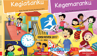 Buku Kelas 1 Kurikulum 2013 Revisi 2017 Lengkap