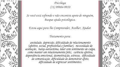 psicologa bradesco, psicologo, psicologo Amil, Psicologa Sulamérica.