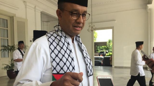 Permintaan Agar Anies Baswedan Jadi Penceramah Shalat Terawih di Istiqlal Ditolak Mentah-mentah Bagian Protokol Masjid Karena....