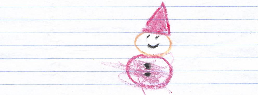 Luzyarte: Dibujar como un niño cuesta muchos años