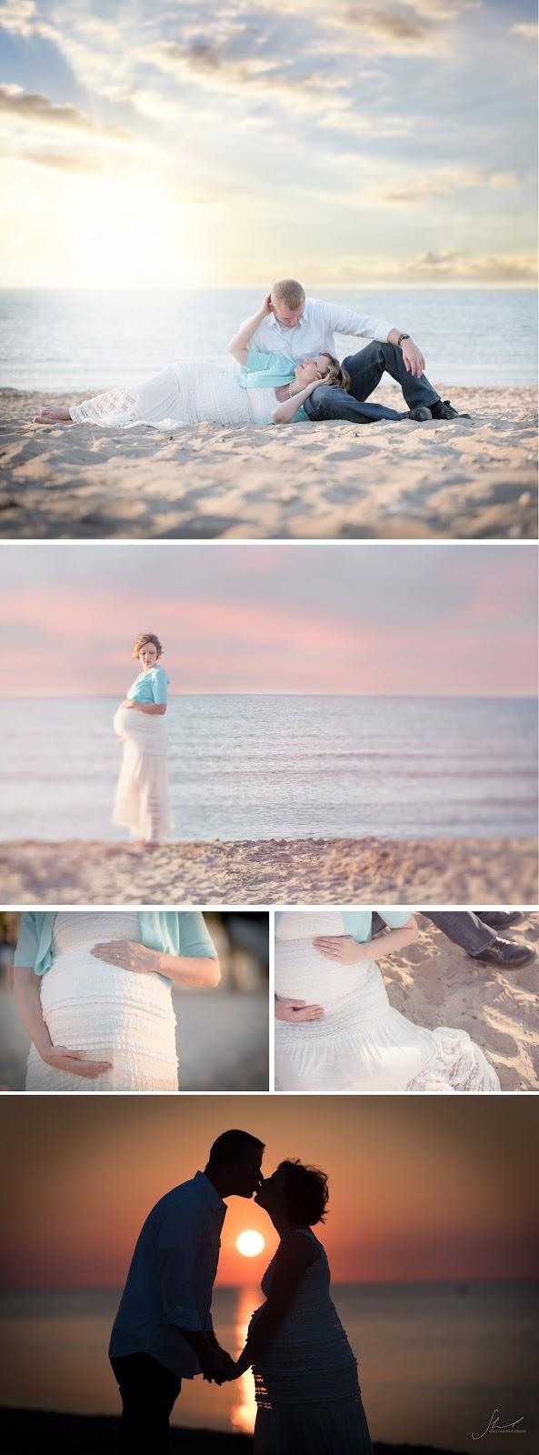 stacy lynn maternity photography sodus point beach ontario ny