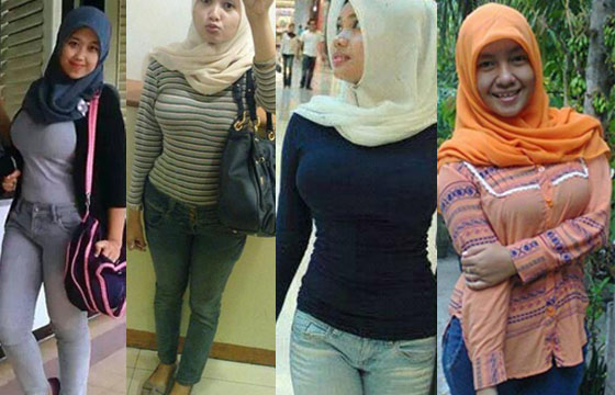 Foto Hot Jilboobs, Gaya Pakaian Cewek ABG Jaman Sekarang