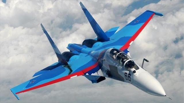 Cazas rusos bombardearon una base militar secreta de EEUU creyendo que era del ISIS