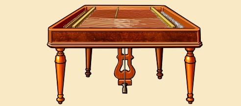 チンバロン cimbalom (cimbál)