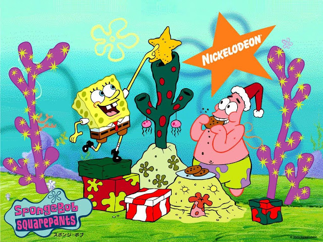 Wallpaper Spongebob Squarepants