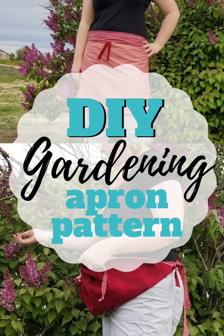 Gathering Harvest Apron Sewing Pattern   Sew Simple Home
