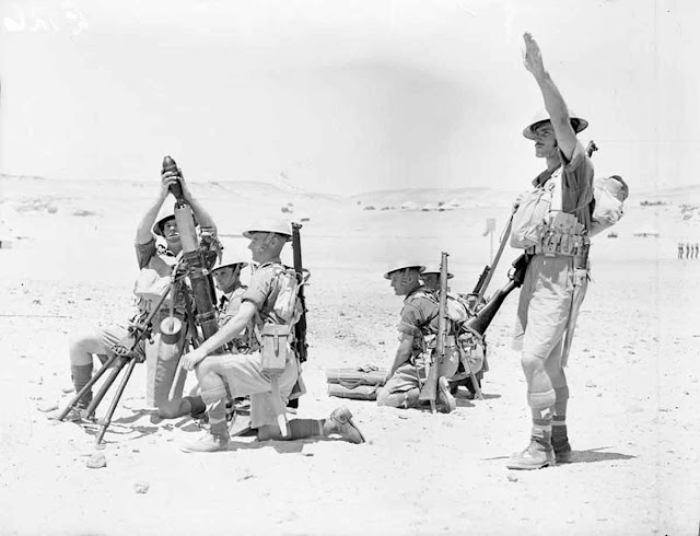 29 June 1940 worldwartwo.filminspector.com British soldiers North Africa