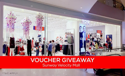 VOIR GALLERY  Free Shopping Voucher Giveaway
