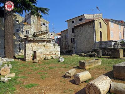 Porec, Istria, Croacia