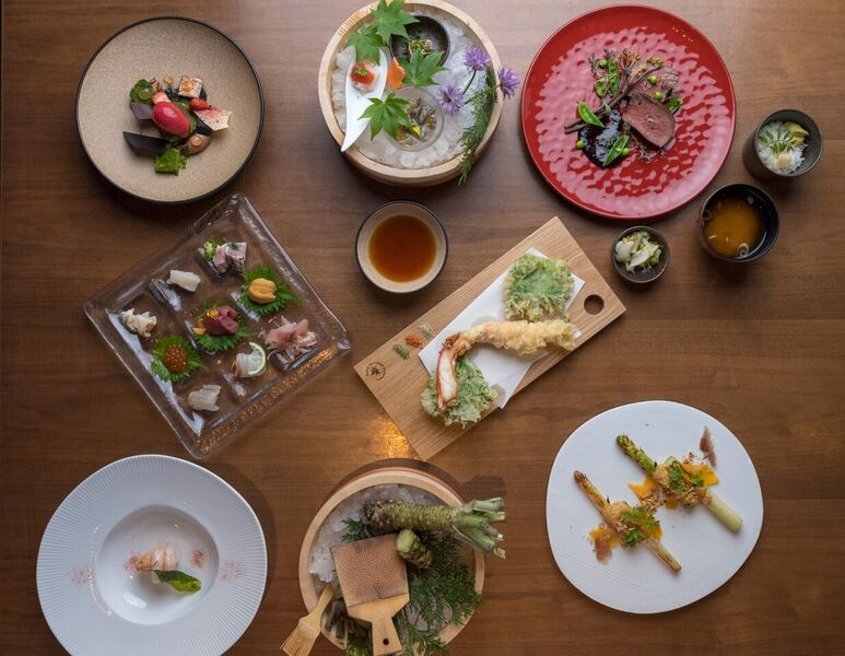 An Dining (杏)