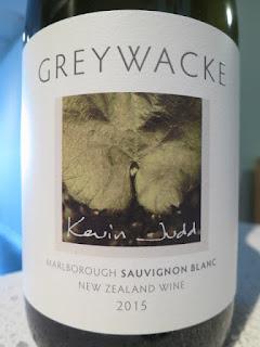 Greywacke Sauvignon Blanc 2015 (92 pts)