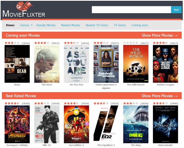 Movie Flixter – Watch Free Movies Online