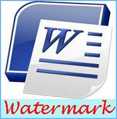 How to Add Watermark to MS-Word Documents