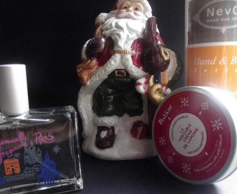 ma boîte à beauté Noël - MaBoîteàBeauté