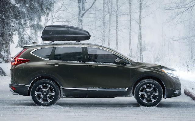 Novo Honda CR-V 2017