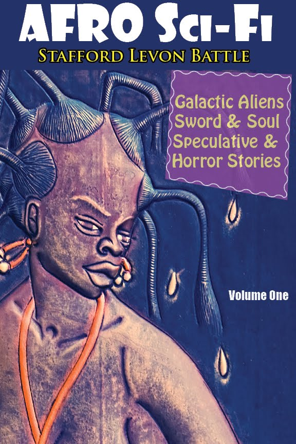 AFRO Sci-Fi Anthology