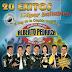 Alberto Pedraza - 20 Éxitos ¡Súper Bailables! [CD][2016][MEGA]