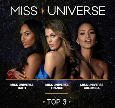 Miss France Crowned Winner of Miss Universe Competition
