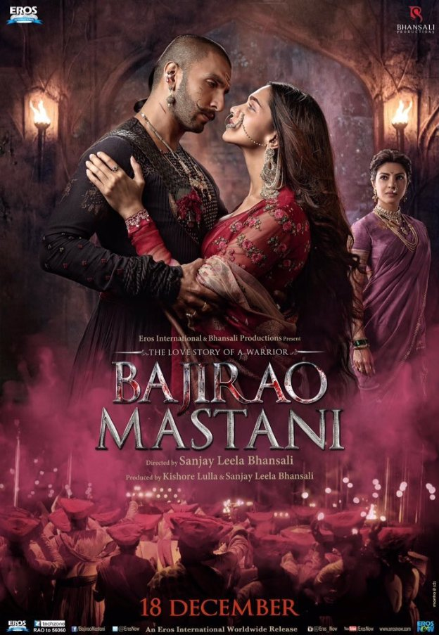 Bajirao Mastani Full Movie Hd