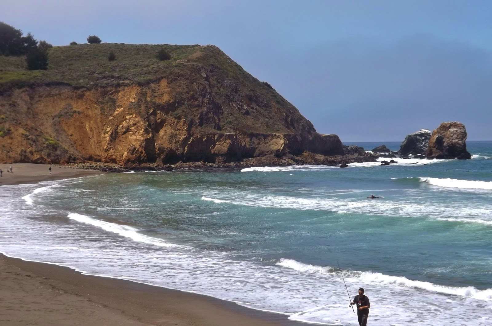 I Am Paring In Our World Tuesday Bay Area Rockaway Beach Pacifica