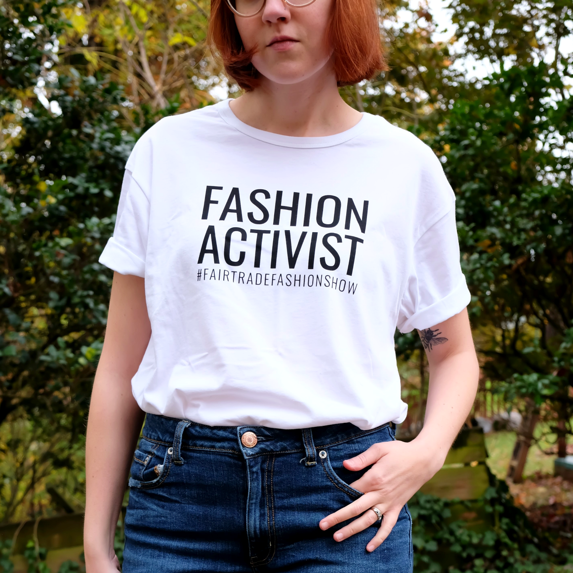 fashion activist - fair trade fashion show