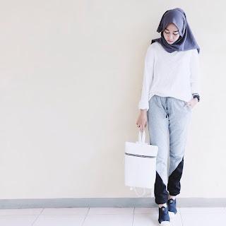 Baju Muslim Warna Pastel