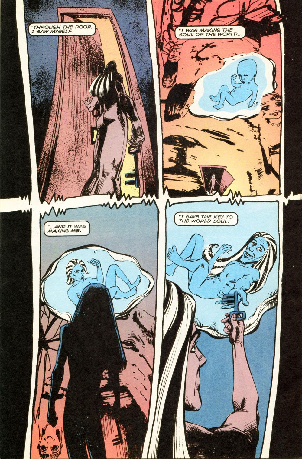 Read online Animal Man (1988) comic -  Issue #87 - 20