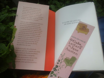 O Clube De Leitura De Jane Austen - Livro