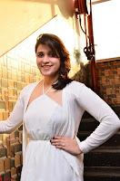Mannara Chopra in Beautiful Cute Sensual Whtie Designer Dress ~  Exclusive Pics 057.jpg
