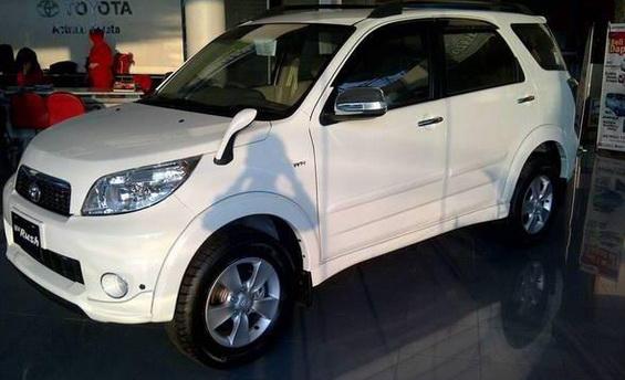 Grand New Avanza Veloz Matic Ukuran Wiper Harga Promo Toyota Rush Di Bandung Jabar - Indonesia