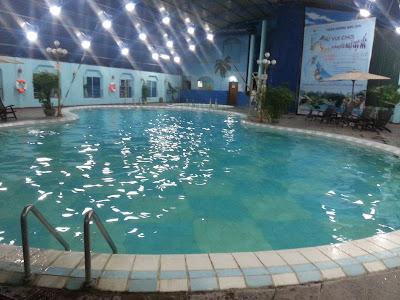 Bể bơi Thành Công giá rẻ