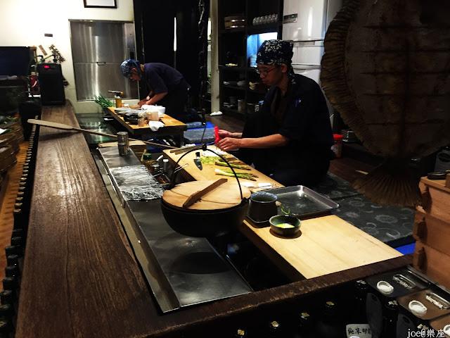 IMG 9753 - 【台中美食】來自日本傳統好滋味的 樂座端爐燒 @日本古早味@新鮮海鮮@新鮮蔬果~