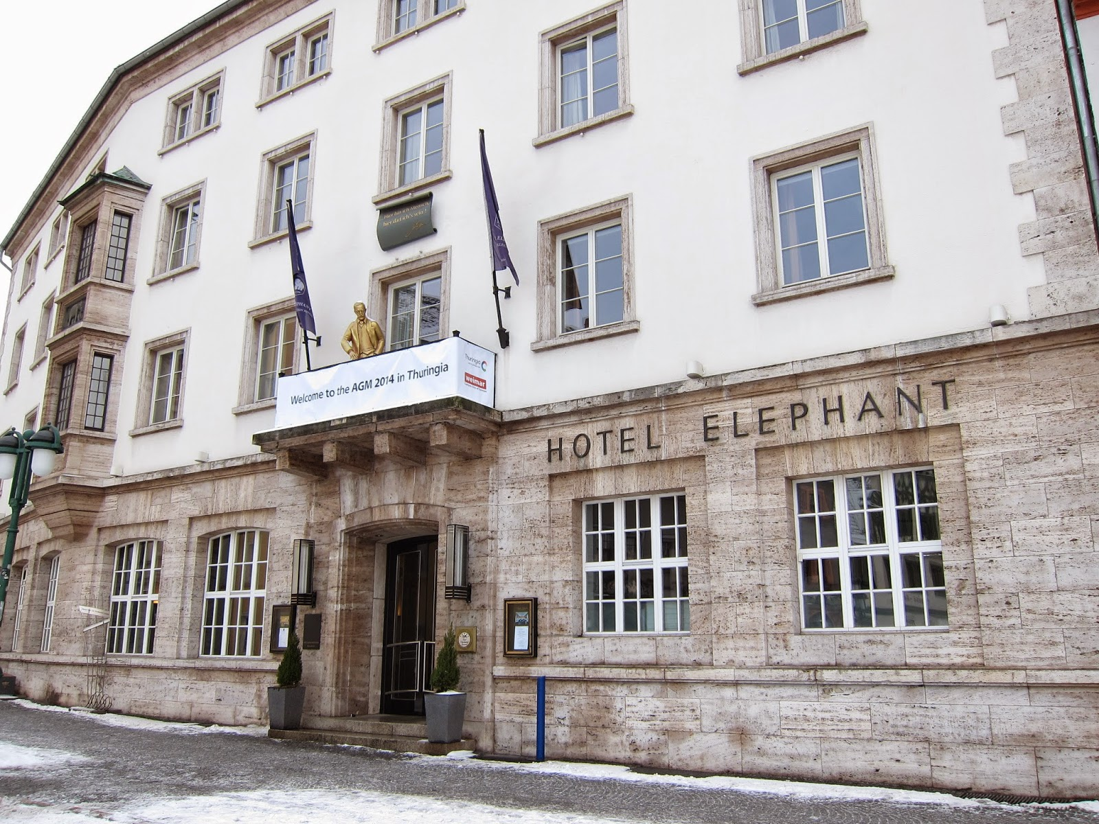 Hotel Anna Amalia Weimar The Mature Traveller Favourite Hotels Elephant With Memories