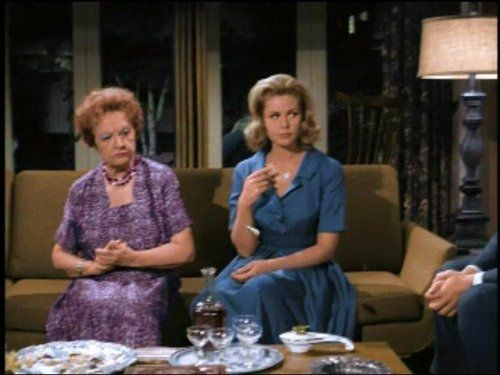 Bewitched - Season 1 Episode 27: There's No Witch Like an Old Witch