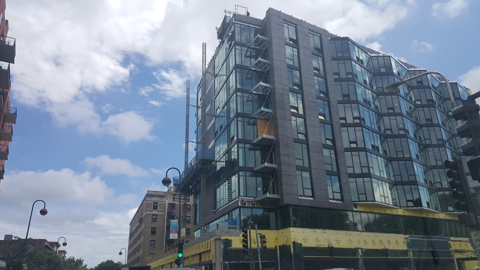 The Chicago Real Estate Local: New 9 story Evanston ...