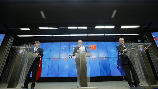 Η Ευρώπη σκύβει το κεφάλι στις αξιώσεις του σουλτάνου: Η απελπισμένη Μέρκελ…