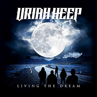"Το video των Uriah Heep για το ""Grazed By Heaven"" από το album ""Living The Dream"""