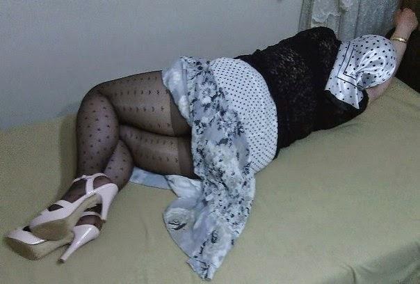 Türbanlı porno tesettürlü ve kapalı kadın sikişi türban