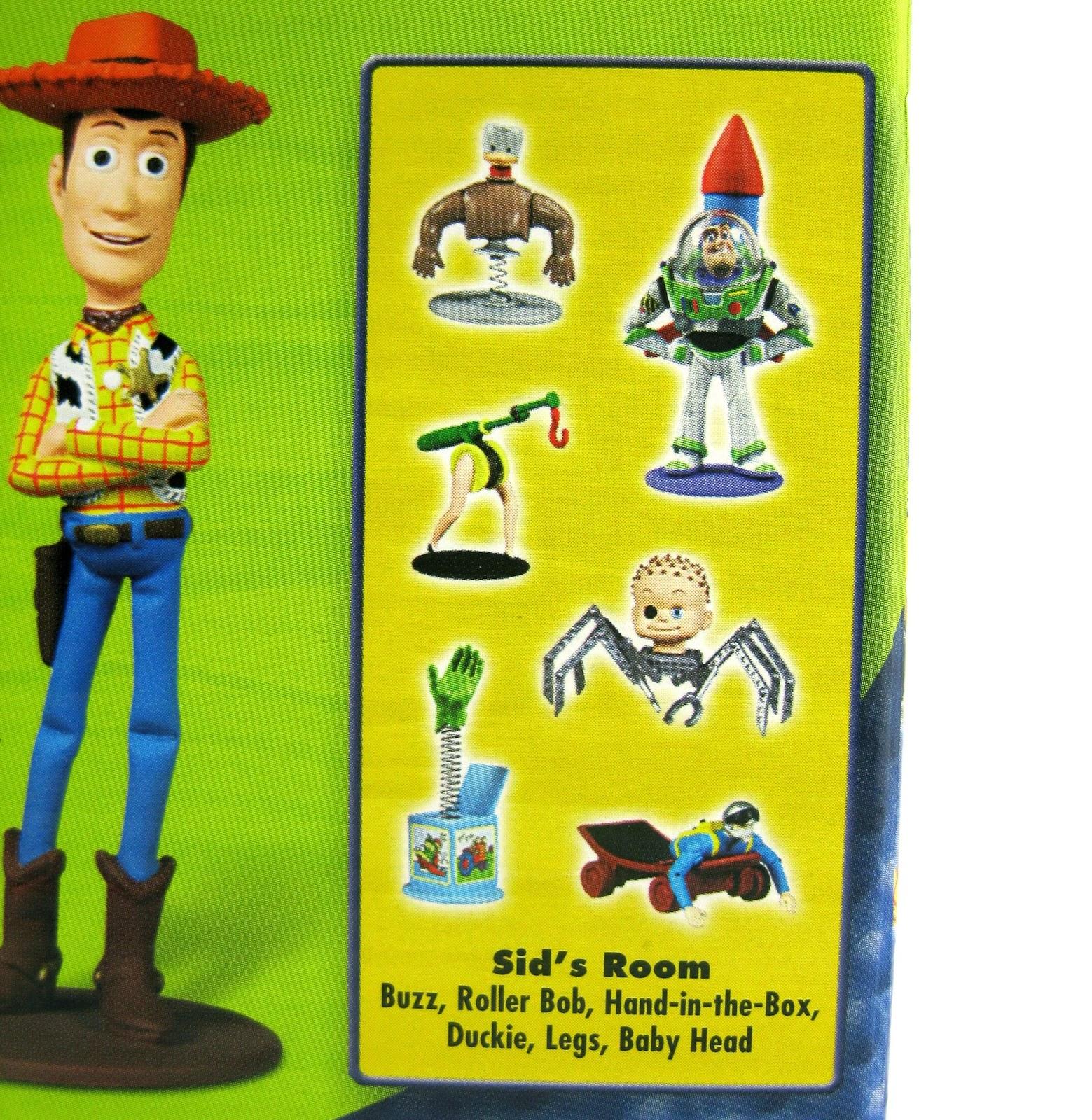 Dan the Pixar Fan: Toy Story: Andy\'s Room Figure Gift Pack (Hasbro ...