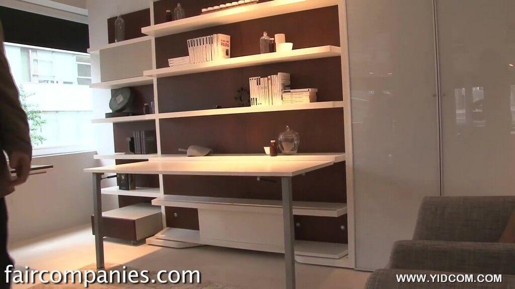 muebles que ahorran espacio varias ideas con muebles