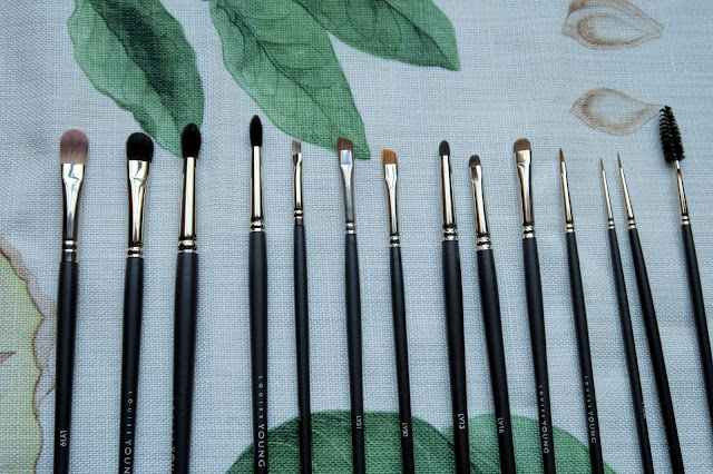 Louise Young Eye Brushes