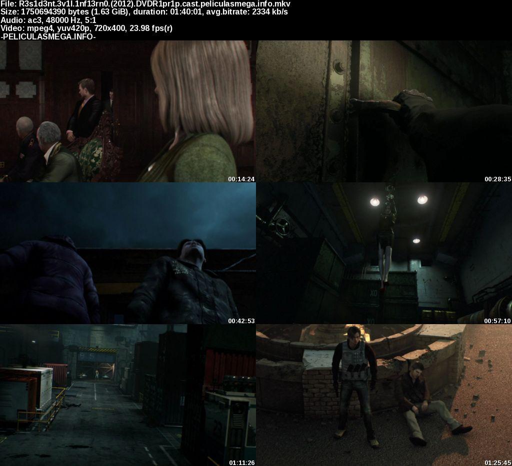 Descargar Resident Evil 5: Venganza Castellano por MEGA.