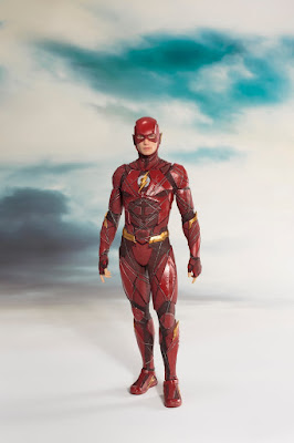 The Flash ARTFX+ de Justice League - KOTOBUKIYA
