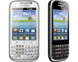 Tutorial cara flash Flash Samsung Galaxy Chat B5330